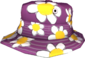 Painted Summer Hat 7D4071 Carefree Summer Nap.png