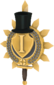 Painted Tournament Medal - Chapelaria Highlander 7E7E7E.png