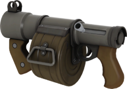 DEMOMAN (Team Fortress 2) Discussion: The Black Scottish Cyclops 250px-Sticky_IMG