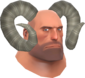 Painted Horrible Horns A89A8C Heavy.png