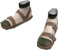 Painted Lonesome Loafers 424F3B.png