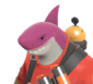 Painted Pyro Shark FF69B4.png