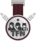 Painted Tournament Medal - TFNew 6v6 Newbie Cup 3B1F23 Second Place.png