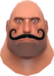Painted Mustachioed Mann 141414 Style 2.png