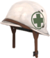 Painted Surgeon's Stahlhelm 424F3B.png
