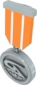 Painted Tournament Medal - Gamers Assembly C36C2D Second Place.png