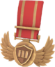 RED Tournament Medal - CustomLander TF2 Bronze Medal.png