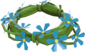 Painted Jungle Wreath 256D8D.png