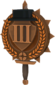 Painted Tournament Medal - Chapelaria Highlander C36C2D Third Place.png