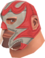 Painted Large Luchadore A89A8C El Amor Ardiente.png