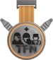 Painted Tournament Medal - TFNew 6v6 Newbie Cup A57545 Participant.png