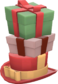 Painted Towering Pile Of Presents 803020.png