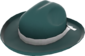 Painted Buckaroos Hat 2F4F4F.png