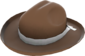Painted Buckaroos Hat 694D3A.png