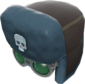 Painted Professional's Ushanka 256D8D.png