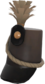 Painted Stovepipe Sniper Shako 7C6C57.png
