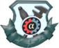 Painted Tournament Medal - Team Fortress Competitive League 2F4F4F.png