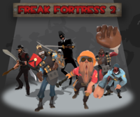 freak fortress 2 official tf2 wiki official team hhs logo image hhs logon