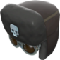 Painted Professional's Ushanka 2D2D24.png