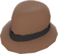 Painted Flipped Trilby 694D3A.png