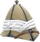 Painted Shooter's Tin Topi E6E6E6.png