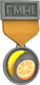 Painted Tournament Medal - Fruit Mixes Highlander B88035 Participant.png