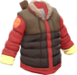 Painted Down Tundra Coat F0E68C.png