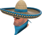 Painted Wide-Brimmed Bandito 256D8D.png