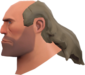 Painted Heavy's Hockey Hair 7C6C57.png