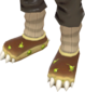 Painted Loaf Loafers C5AF91.png