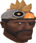 Painted Robot Chicken Hat A57545.png