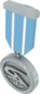 Painted Tournament Medal - Gamers Assembly 5885A2 Second Place.png