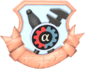 Painted Tournament Medal - Team Fortress Competitive League E9967A.png