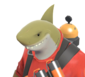 Painted Pyro Shark F0E68C.png