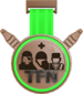 Painted Tournament Medal - TFNew 6v6 Newbie Cup 32CD32 Third Place.png