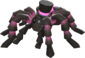 Painted Terror-antula FF69B4.png