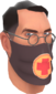 Painted Physician's Procedure Mask 483838.png
