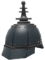 Painted Platinum Pickelhaube 384248.png