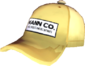 Painted Mann Co. Cap F0E68C.png