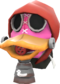 Painted Mr. Quackers FF69B4.png