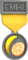 Painted Tournament Medal - Fruit Mixes Highlander E7B53B Participant.png