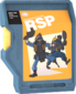 Painted Tournament Medal - RETF2 Retrospective 5885A2 Ready Steady Pan! Winner.png