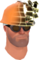 Painted Defragmenting Hard Hat 17% F0E68C.png