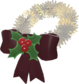 Painted Glittering Garland 3B1F23.png