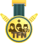Painted Tournament Medal - TFNew 6v6 Newbie Cup 2F4F4F.png