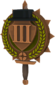 Painted Tournament Medal - Chapelaria Highlander 808000 Third Place.png