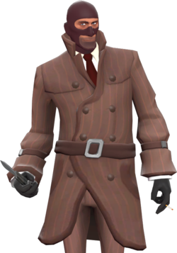 Chicago Overcoat - Official TF2 Wiki | Official Team