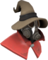Painted Seared Sorcerer 7C6C57 Hat and Cape Only.png
