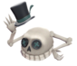 Painted Mister Bones 2F4F4F.png