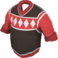Painted Siberian Sweater E6E6E6.png